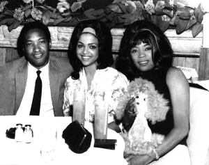 Sam Cooke, Tammi Terrell, and Betty Harris