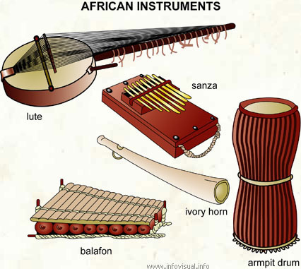 009 African instruments