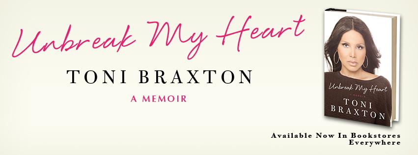 Toni Braxton Book