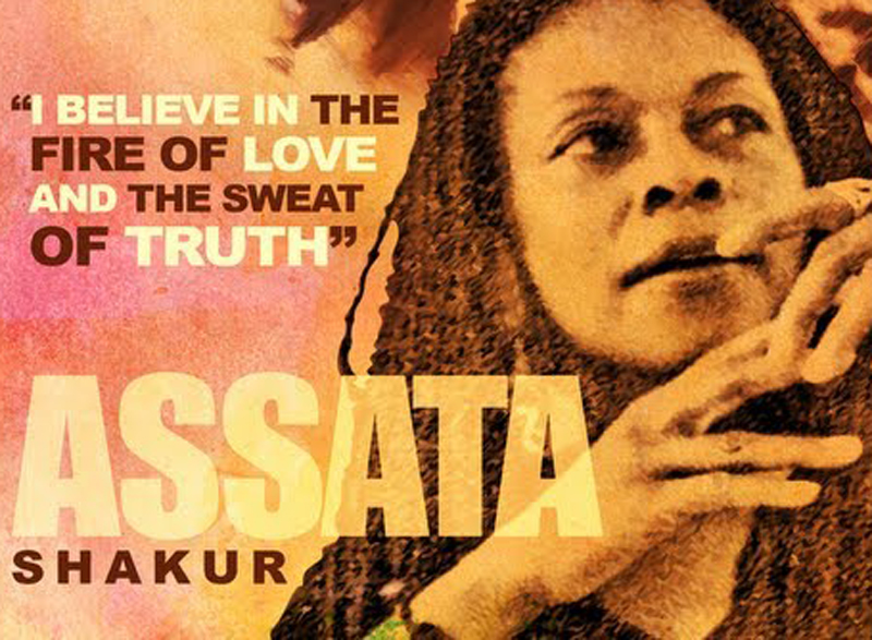 Fire and Sweat Assata