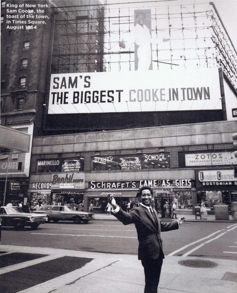 Same Cooke Times Square 1964