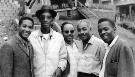 sam cooke, george mccurn, rene hall, j.w. alexander and lou rawls