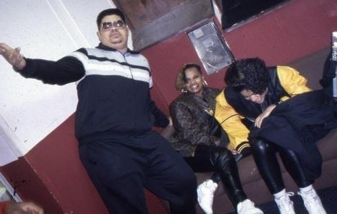 Heavy D and Salt N Pepa