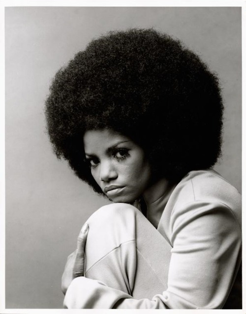 Vintage Natural Hair Beauty Melba Moore