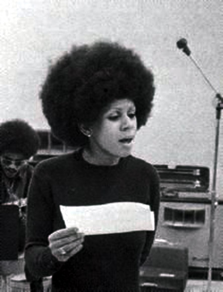 Vintage Natural Hair Beauty Minnie Riperton