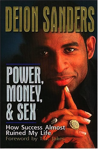 Deion Sanders Book