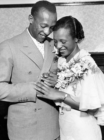 Jesse and Minnie Ruth Owens