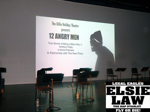 12 Angry Men Stage