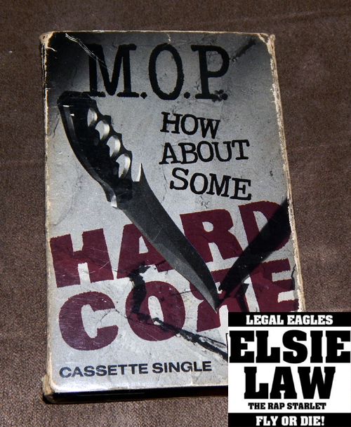How About Some Hardcore Casseette Single