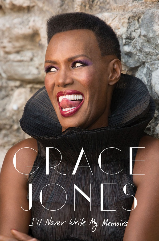 Grace Jones Book Cover