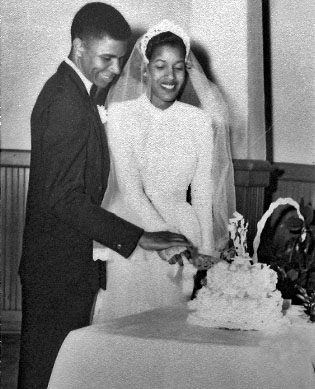 Medgar and Myrlie Evers