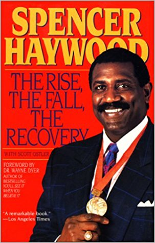 Spencer Haywood Book Cover