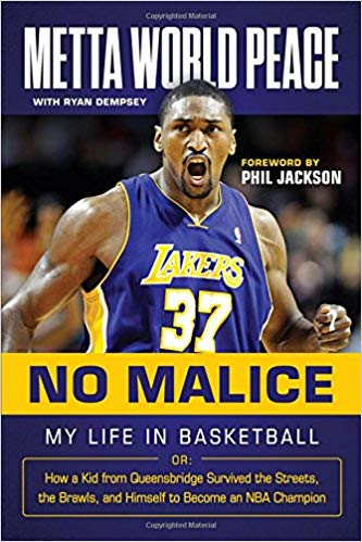 No Malice Metta World Peace
