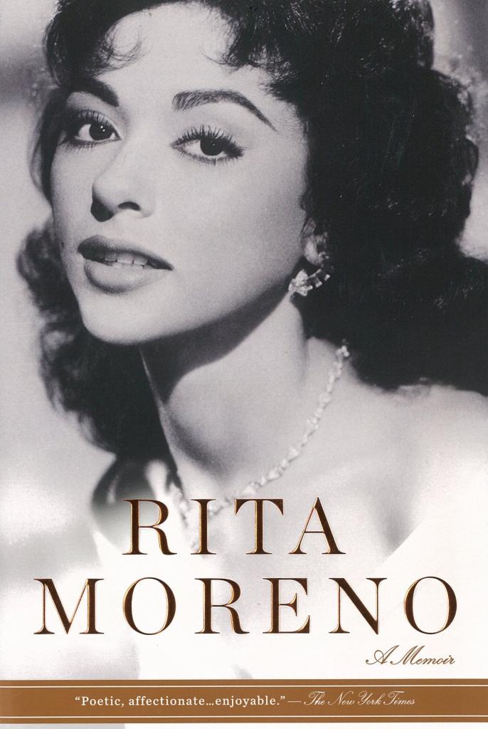 Rita Moreno Memoir