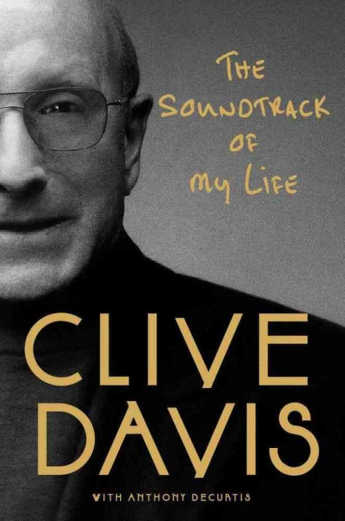 Clive Davis The Sountrack Of My Life