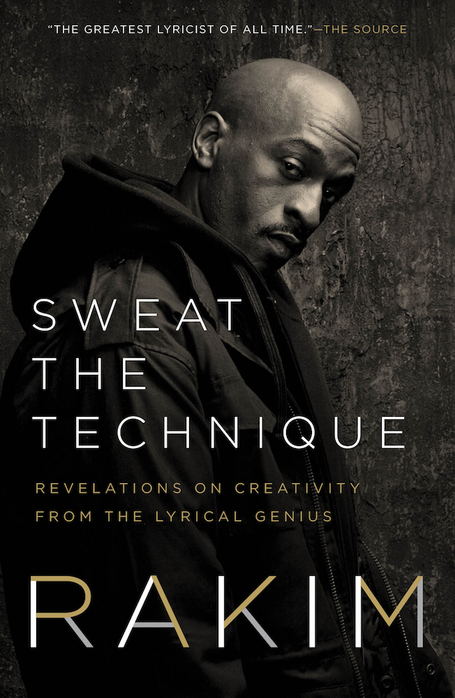 Rakim Sweat The Technique